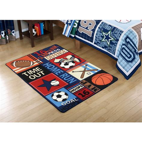 sports rugs area rug ideas