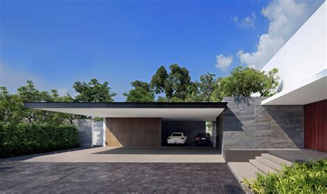 car parking design for home