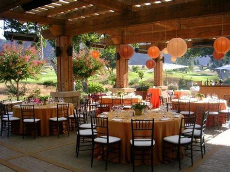 best outdoor wedding venues northern california cordevalle a rosewood resort outdoor weddings in northern california rosewood weddings
