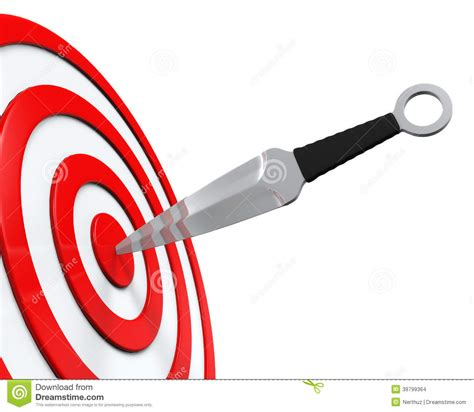 printable throwing knife targets throwing knife and target stock illustration image 39799364