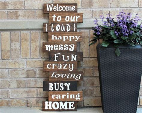 signs for the home 1000 ideas about welcome home signs on