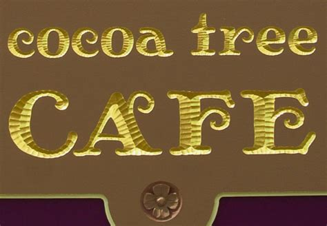 Subscribe To Flyaway Cafe By Email by Cocoa Tree Cafe Sign Danthonia Designs Au