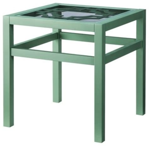Green Accent Table Threshold Lattice Top Accent Table Green Modern Side Tables And End Tables By Target