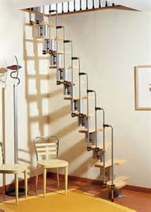 retractable loft stair
