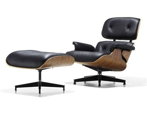 poltrona herman miller hermanmiller 174 eames 174 lounge chair ottoman the century