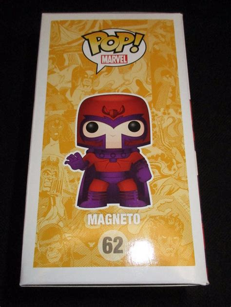magneto funko pop vinyl figure   men  imagine  comics