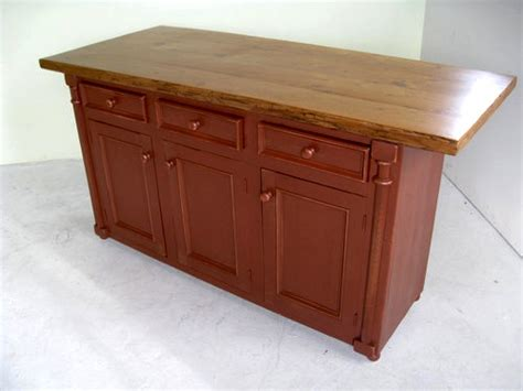 pine kitchen island ecustomfinishes