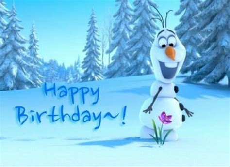 printable olaf birthday card olaf 5th birthday card printable happy birthday olaf
