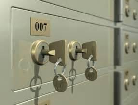 Safety Box Bank safe deposit box athens federal community bank