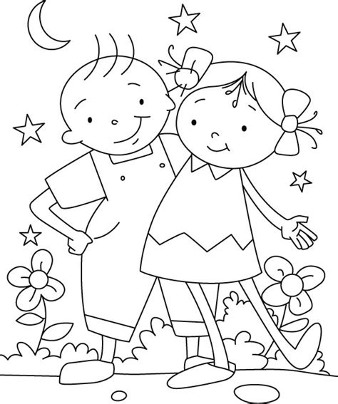 Coloring Pages For Friends Coloring Pages Best Coloring Pages