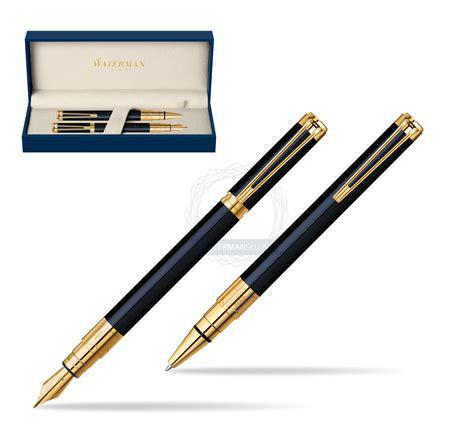 Pen Mblack Gt Ballpoint waterman perspective black gt pen waterman perspective black gt ballpoint pen