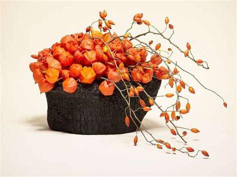 fiori di bacche centrotavola autunnali foto 22 40 design mag