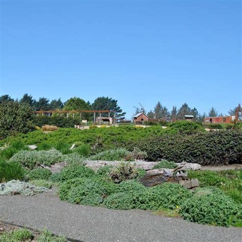 Dedekam Ornamental Terrace Garden Humboldt Botanical Garden Humboldt Botanical Garden