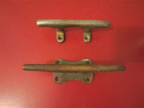 brass boat cleats for sale buy small brass boat cleats lot of 2 5 quot and 41 4