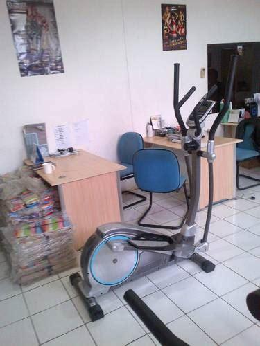 Harga Sepeda Fitnes Crosstrainer Tl 2516 Bisa Cod sepeda crosstrainer bike tl 600e elliptical besar total fitnes paling murah page 3