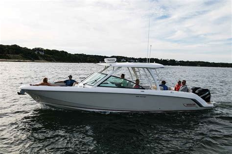 11 Sale At Vintage Vantage by Boston Whaler 320 Vantage Boat Review Boston Whaler
