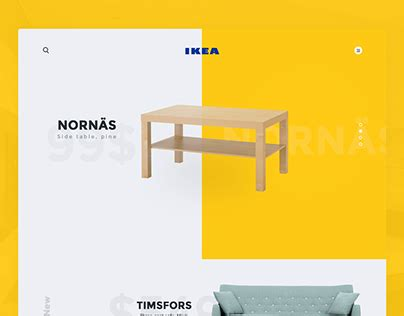 Ikea Redesign by Ikea Concept Redesign On Behance