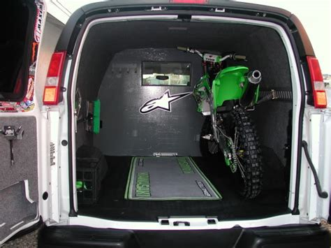 motocross race van share your project moto van pictures here page 4 south