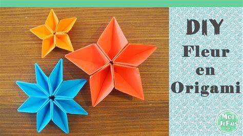 Fleur Origami - diy fleur origami facile la fleur de