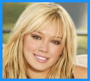 shoulder length hair with wispy bangs medium haircuts with bangs for round faces wispy bangs