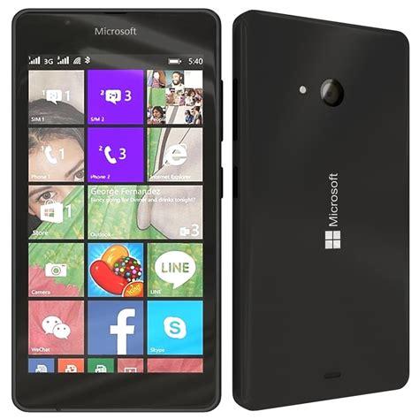 Nokia Microsoft 540 original back battery door panel for new nokia microsoft