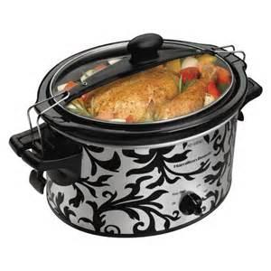 cookers at target hamilton cooker black silver 4 qua target