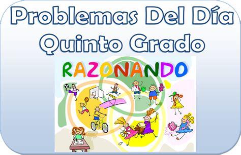 imagenes de matematicas quinto grado problemas del d 237 a para quinto grado de primaria material