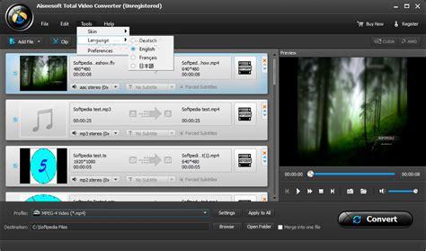 total video converter aiseesoft aiseesoft total video converter download
