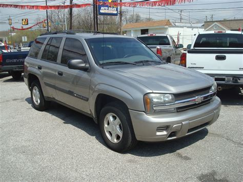 Outside Ls by 2003 Chevrolet Trailblazer 2017 2018 Best Cars Reviews