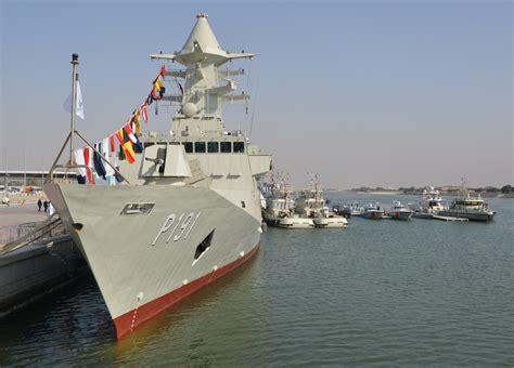 Abu Navy mideast naval programs warships frigates corvettes patrol