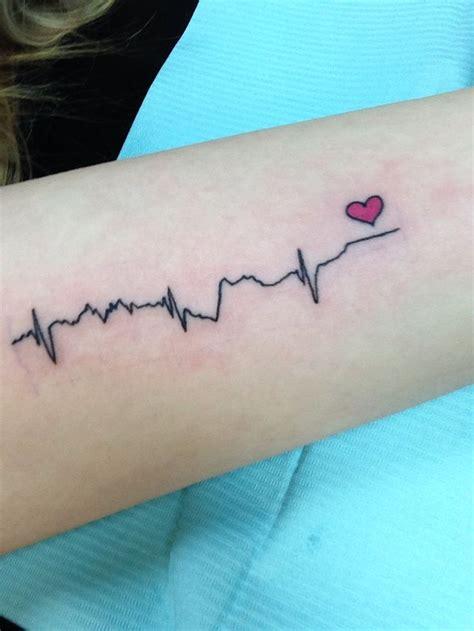 last heartbeat tattoo nanny s last three heartbeats tattoo xoxo tattoos