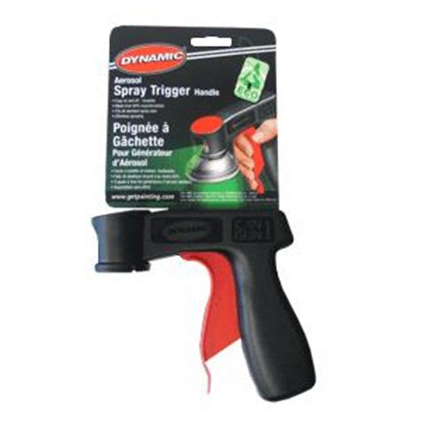 spray paint handle dynamic paint spray can trigger handle home hardware