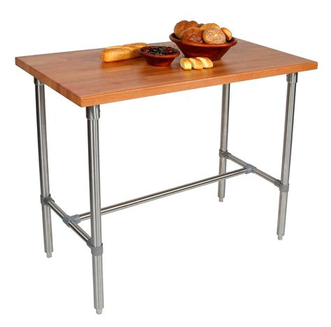 Boos Table Boos Butcher Block Tables Kitchen Dining