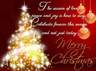 merry christmas  messages   season