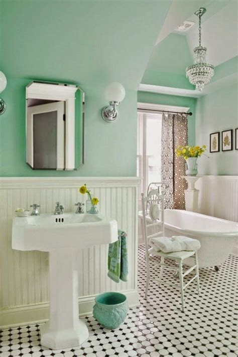 Design Vintage Bathroom Design Ideas
