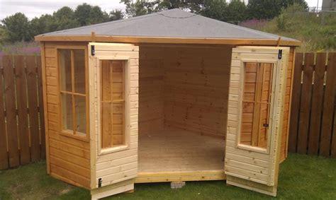Custom Built Garden Sheds by Garden Buildings And Custom Built Garden Furniture In Angus