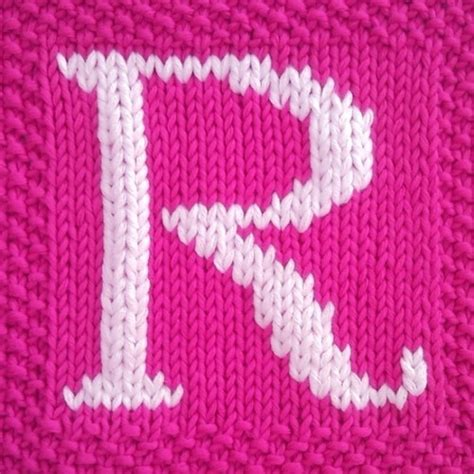 knitting letters pattern 52 best alphabet knitting patterns images on