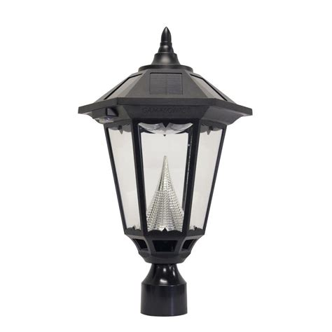 Solar Patio Lights Home Depot Home Depot Solar Post Lights Solar Lights Blackhydraarmouries