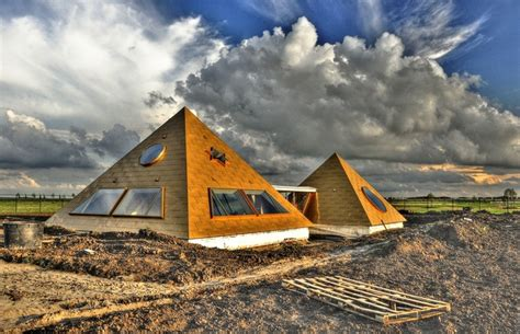 pyramid home in almere the netherlands home design