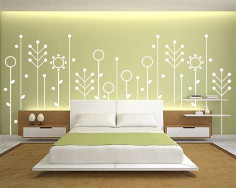 pattern wall painting ideas 30 wall painting ideas a brilliant way to bring a touch of