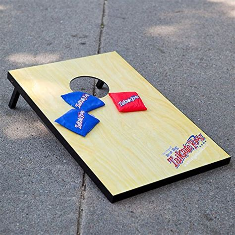 original bean bag tailgate toss original tailgate toss sporting goods outdoor recreation