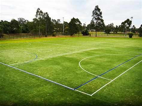 rubber st australia sporting surfaces made to last project ods