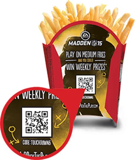 Pick Your Play Sweepstakes - mcdonald s pick the play sweepstakes at mcdpicktheplay com win a trip to super