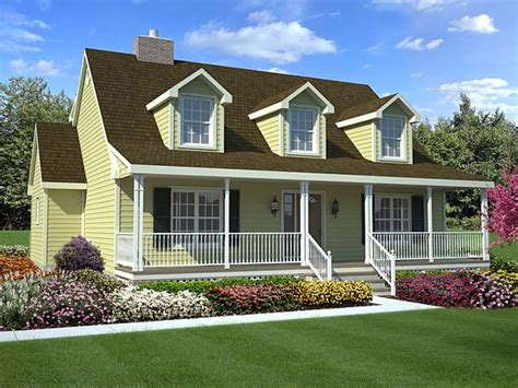 Cape Style House Plans | cape cod style house with porch contemporary style house