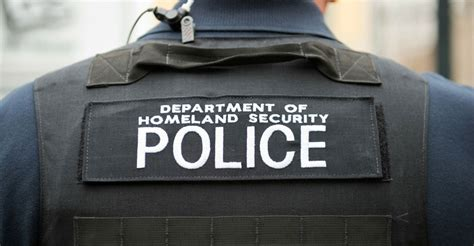 top 4 homeland security issues for the administration