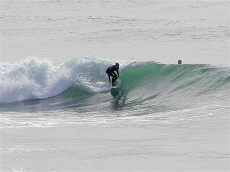 Surfing Dublin by Wave Shoaling