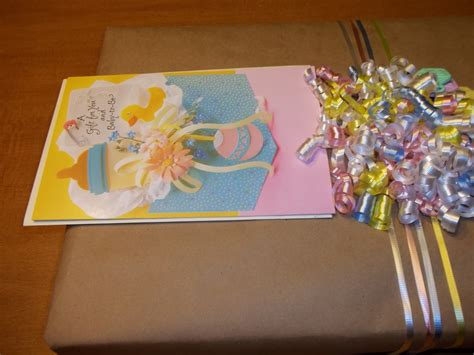 Creative Baby Shower Gift Wrapping Ideas by My Favorite Pieces Creative Baby Shower Gift Wrap