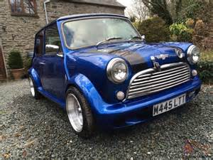 Modified Mini Cooper Mini Cooper Classic Rover Modified 1 3i