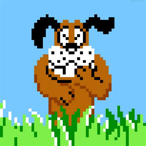 how to your to duck hunt laughing duck hunt reaction gifs