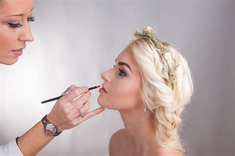 Wedding Hair And Makeup Dorset by Makeup Artist Portland Dorset Fay
